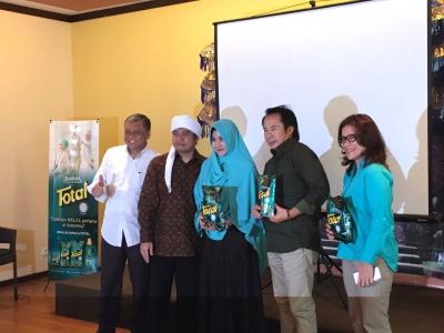Acara Blogger Gathering Total Almeera, Detergen HALAL pertama di Indonesia