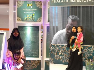 Acara Umroh Bersama Ayah di Cirebon